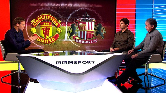 Dan Walker previews the League Cup semi-finals in the company of former Republic of Ireland internationals Kevin Kilbane and Mark Lawrenson.