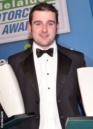Michael Dunlop won the International Road Racer and National Road Racer  awards
