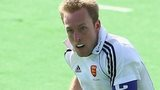 England hockey player Barry Middleton