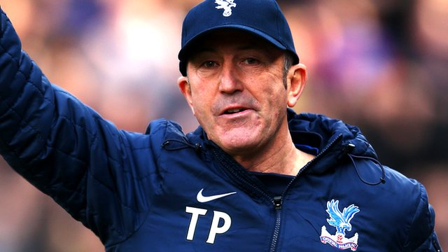 "Tony Pulis says Crystal Palace have ""given themselves a chance"" of avoiding relegation"