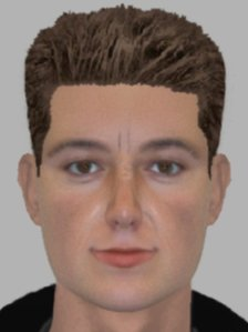 E-fit of rape suspect
