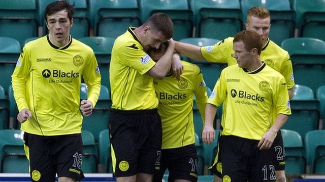Highlights - Hibernian 2-3 St Mirren