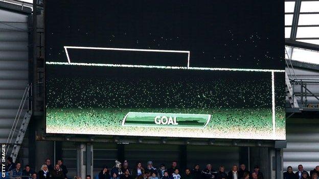 City goal
