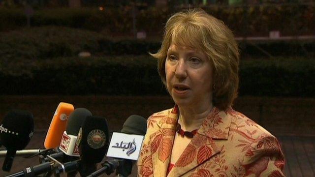 Baroness Catherine Ashton