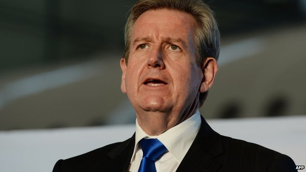 File photo: NSW Premier Barry O'Farrell