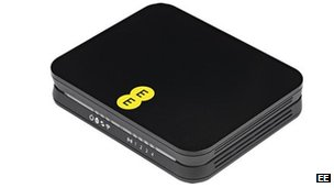 EE brightbox router