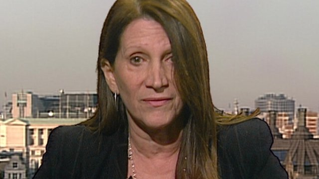 Lib Dem MP Lynne Featherstone