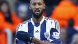Nicolas Anelka makes his
