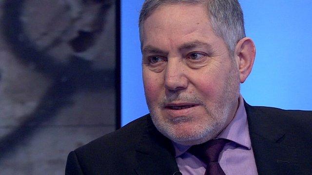 Walid Saffour, Syrian National Coalition ambassador to the UK