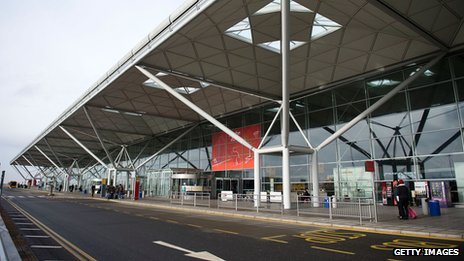 Stanstead Airport