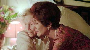 Ethel and Dot in EastEnders (2000)