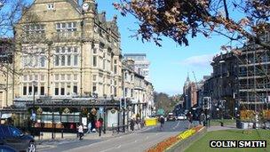 Parliament Street, Harrogate