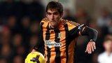 Hull City striker Danny Graham
