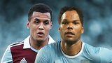 Ravel Morrison and Joleon Lescott