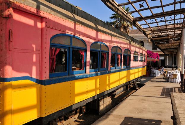 Arica railway
