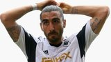 Swansea City player Chico Flores