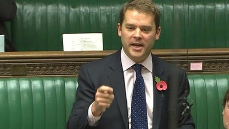 Conservative MP Aidan Burley
