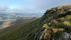 Pen y Fan looking towards Brecon