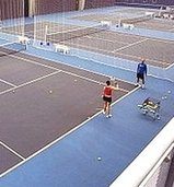 University of Bath tennis academy