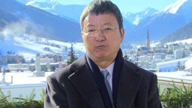 IMF deputy managing director Zhu Min