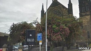 Halo nightclub Leeds