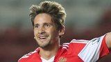 Southampton winger Gaston Ramirez