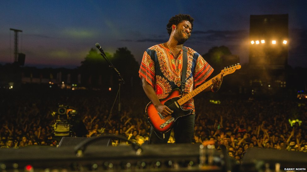 Bloc Party at Latitude Festival