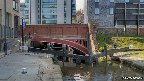 Rochdale Canal at Dale Street