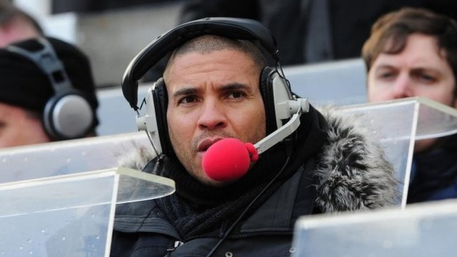 Stan Collymore - file image