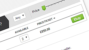 Coriolanus tickets on sale at Viagogo