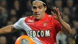 Monaco striker Radamel Falcao injured