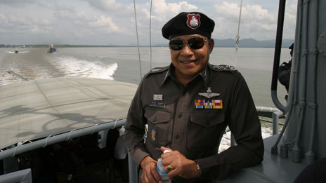 General Chatchawal Suksomjit