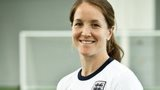 England women's captain Casey Stoney