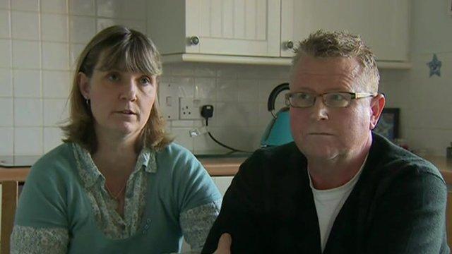 Steve and Yolanda Turner