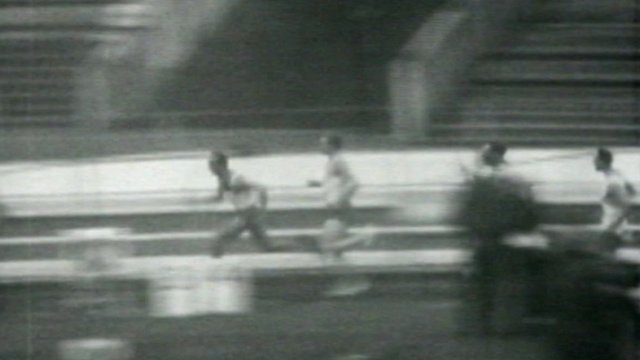 Sir Menzies Campbell in archive race