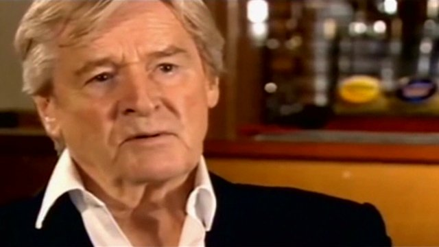 William Roache interviewed on New Zealand TV