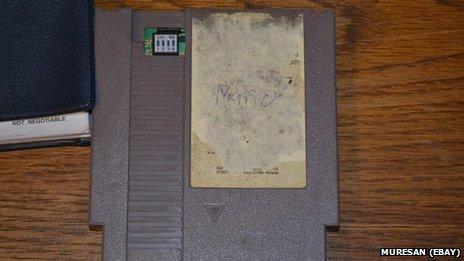 Rare Nintendo game