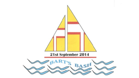 Bart's Bash logo design