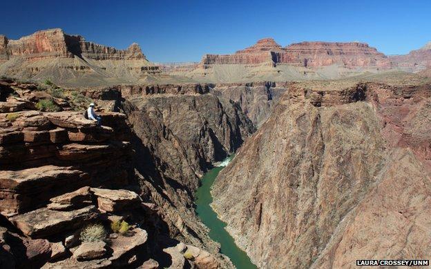 Eastern Grand Canyon