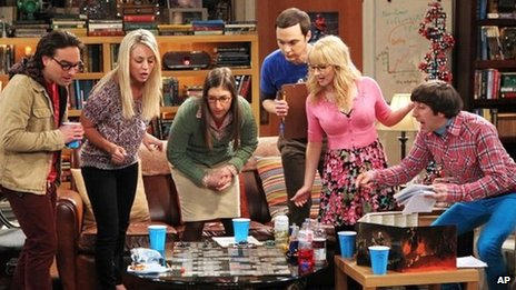 Cast of Big Bang Theory