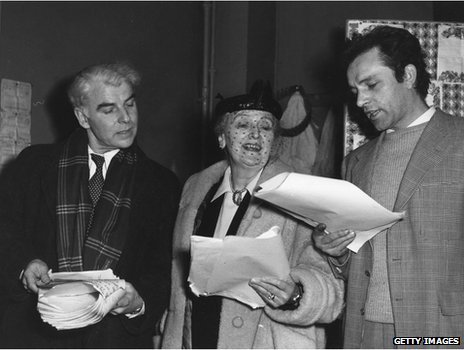 Emlyn Williams, Sybil Thorndike and Richard Burton reading Under Milk Wood by Dylan Thomas