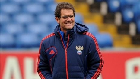 Capello signs new russia contract