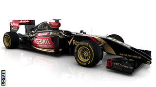 The new Lotus