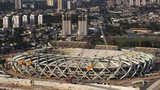The Arena Amazonia football stadium in Manaus, Brazil
