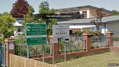 Cavell Primary and Nursery School