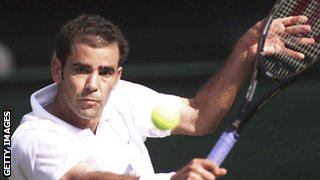 Pete Sampras, 14-time Grand Slam title winner