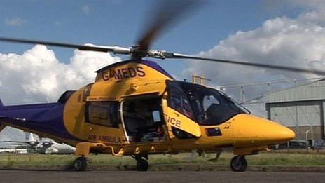 Notts Lincs Air Ambulance