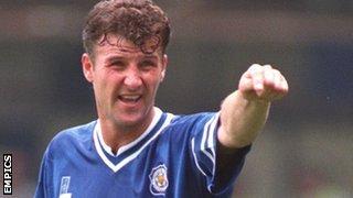 Leicester City's Steve Walsh