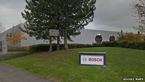 Bosch, Cotswold Way, Warndon