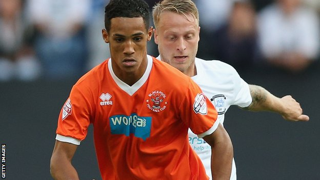 Blackpool's Tom Ince set for Premier League loan move